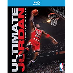 Ultimate Jordan  (Deluxe Limited Edition) [Blu-ray]