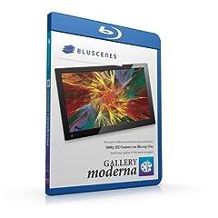 BluScenes: Gallery Moderna 1080p HD Blu-ray Disc