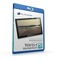 BluScenes: Waves of Tranquility 1080p HD Blu-ray Disc