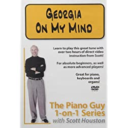 Piano Guy 1-On-1 Series: Georgia on My Mind