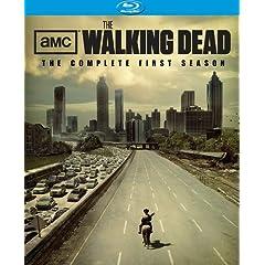 The Walking Dead:  Season One [Blu-ray]