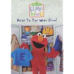 Elmo / Alphabets / Numbers 3pk