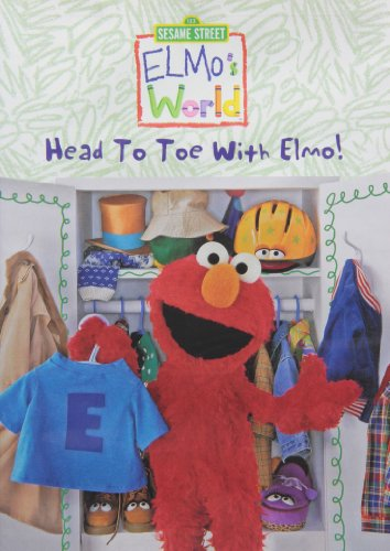 Elmo / Alphabets / Numbers 3pk