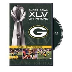 NFL Super Bowl XLV: Green Bay Packers Champions