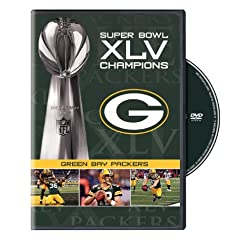 NFL Super Bowl XLV: Green Bay Packers Champions