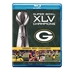 NFL Super Bowl XLV: Green Bay Packers Champions [Blu-ray]
