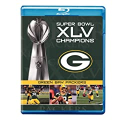 NFL Super Bowl XLV: Green Bay Packers Champions [Blu-ray]