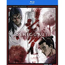 Shigurui: Death Frenzy - The Complete Series [Blu-ray]