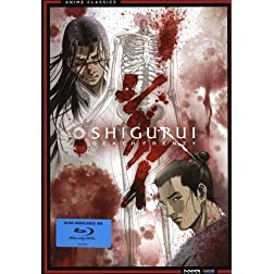 Shigurui: Death Frenzy Complete Series (Classic)