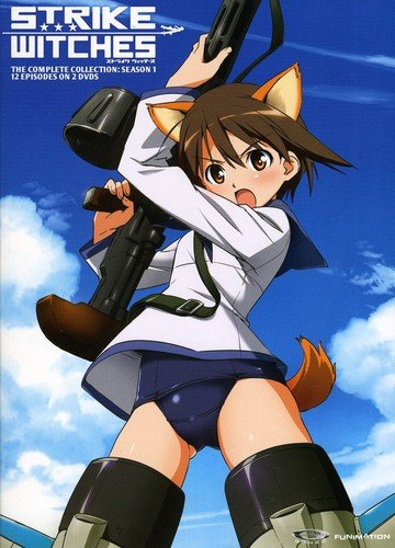 Strike Witches: The Complete First Season Box Set
