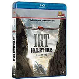 Ice Road Truckers: Deadliest Roads: Season 1 [Blu-ray]