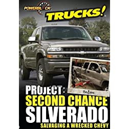 Project: Second Chance Silverado
