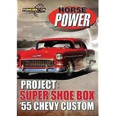 Project: Super Shoe Box