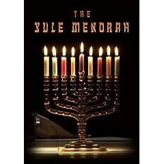 The Yule Menorah