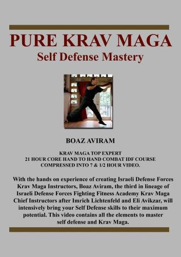 Pure Krav Maga - Self Defense Mastery