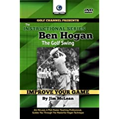 Ben Hogan: The Golf Swing (DVD)