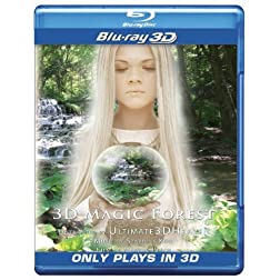 3D Magic Forest [Blu-Ray 3D]