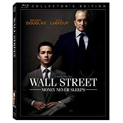 Wall Street: Money Never Sleeps (Blu-ray + Digital Copy)