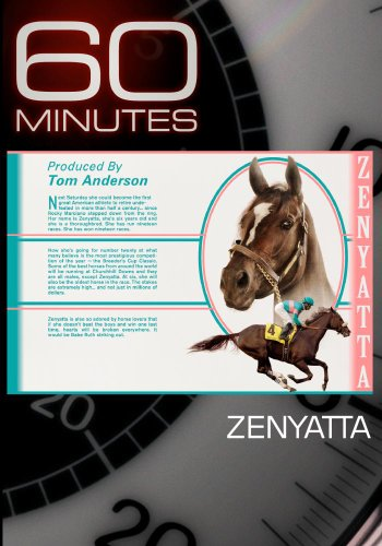 60 Minutes - Zenyatta (May 1, 2011)
