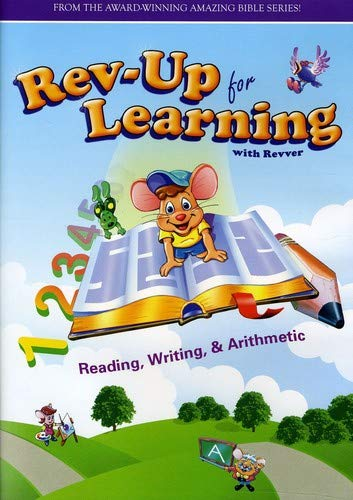 Rev-Up Reading/Writing/Arithmetic