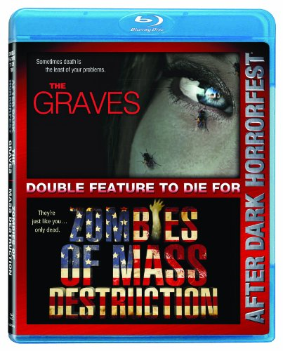 The Graves / Zombies of Mass Destruction (Double Feature) [Blu-ray]
