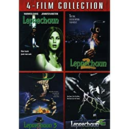 Four Film Collection (Leprechaun / Leprechaun 2 / Leprechaun 3 / Leprechaun 4)