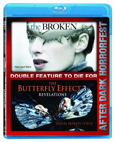 The Broken / The Butterfly Effect 3 (Double Feature) [Blu-ray]