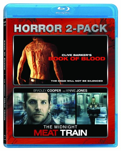 Clive Barker's Book Of Blood / Midnight Meat Train (Two-Pack) [Blu-ray]