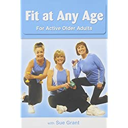 Sue Grant: Fit at Any Age Workout for Older Active Adults