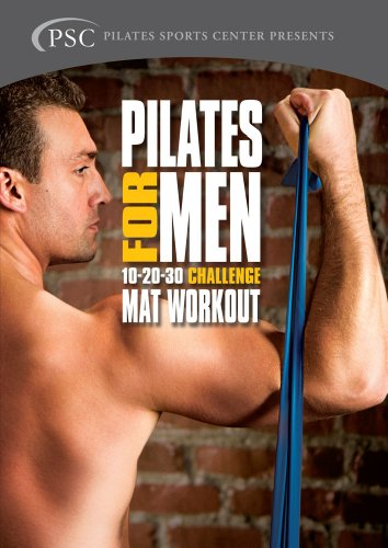Pilates for Men 1: Challenge Mat Workout