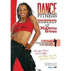 Dance Fitness Workouts: Urban Street & African Beat with MaDonna Grimes