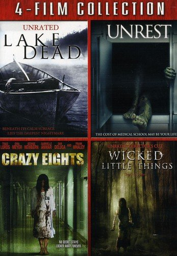 Four Film Collection (Lake Dead / Unrest / Crazy Eights / Wicked Little Things)