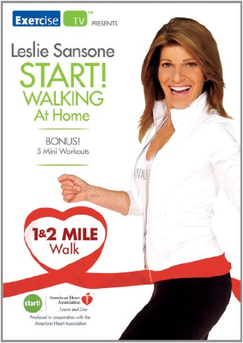 Leslie Sansone: Walking at Home (1 & 2 Mile Walk)