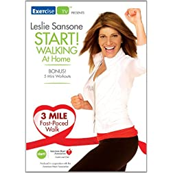 Leslie Sansone: START! Walking at Home (3 Mile Walk)