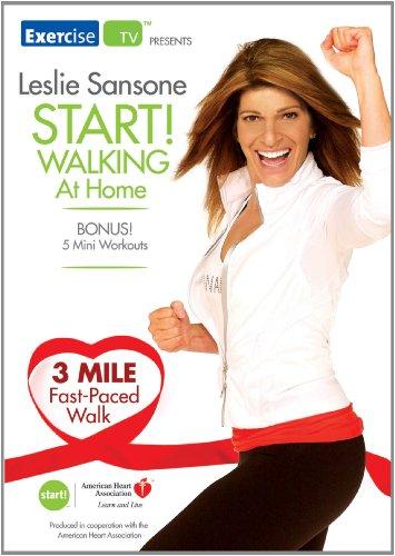 Leslie Sansone: START! Walking at Home (3 Mile Walk)