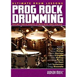 Ultimate Drum Lessons: Progressive Rock