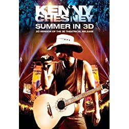 Kenny Chesney: Summer in 3D