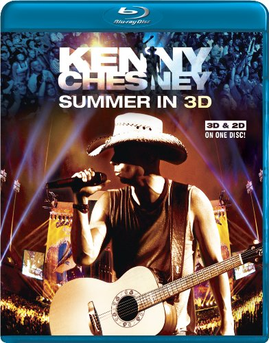 Kenny Chesney: Summer in 3D [Blu-ray]
