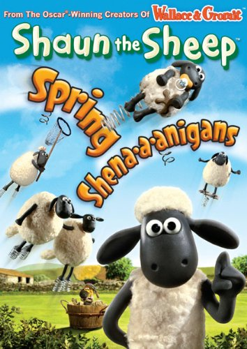 Shaun the Sheep: Spring Shena-a-anigans