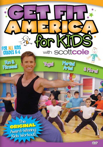 Scott Cole: Get Fit America for Kids Workout