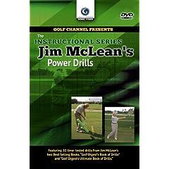 Jim McLean: Power Drills (DVD)