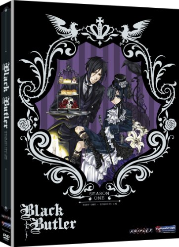 Black Butler: Season One, Part 1
