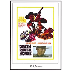 Death Rides A Horse 1969