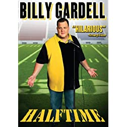 Billy Gardell: Halftime