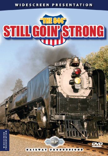 Union Pacific 844-Still Goin' Strong-Train DVD