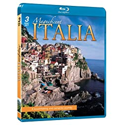 Magnificent Italia [Blu-ray]