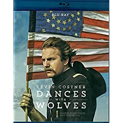 Dances with Wolves (20th Anniversary Extended Cut) [Blu-ray]