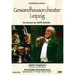 Gewandhausorchester Leipzig - Mendelssohn / Mussorgsky
