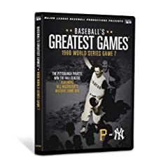 Baseball's Greatest Games: 1960 World Series Game