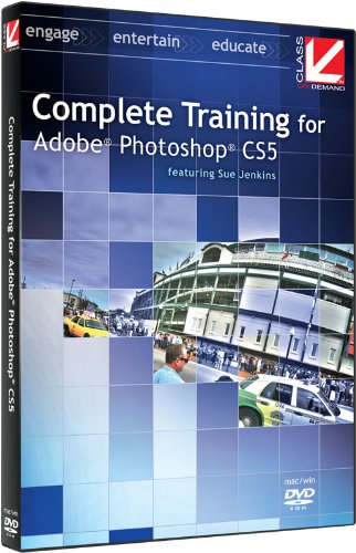 Class on Demand: Complete Training for Adobe Photoshop CS5 Educational Training Tutorial